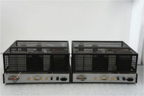 E587サ】 自作 真空管 モノラルパワーアンプ ペア 12A OUTPUT TRANS(Western Electric)、CV1219 KB/Z_画像4