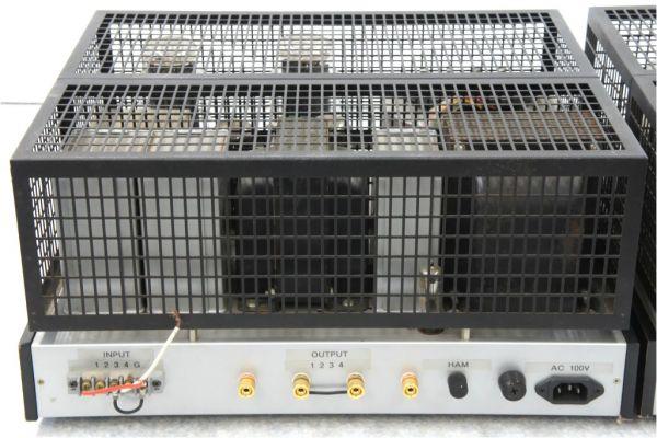 E587サ】 自作 真空管 モノラルパワーアンプ ペア 12A OUTPUT TRANS(Western Electric)、CV1219 KB/Z_画像5