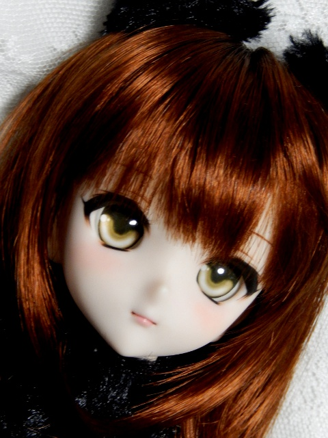 ◆sepia blue◆ DDH-10 SW肌 カスタムヘッド+アイ二種_画像5