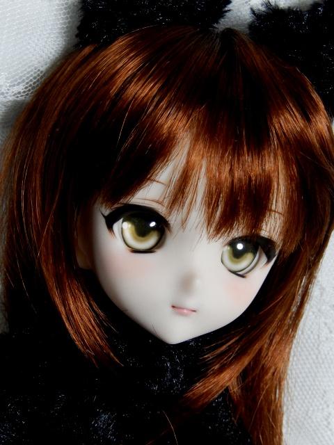 ◆sepia blue◆ DDH-10 SW肌 カスタムヘッド+アイ二種_画像6