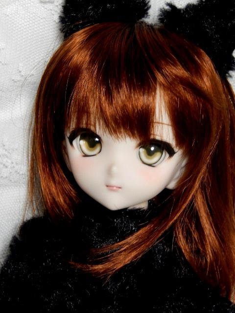 ◆sepia blue◆ DDH-10 SW肌 カスタムヘッド+アイ二種_画像8