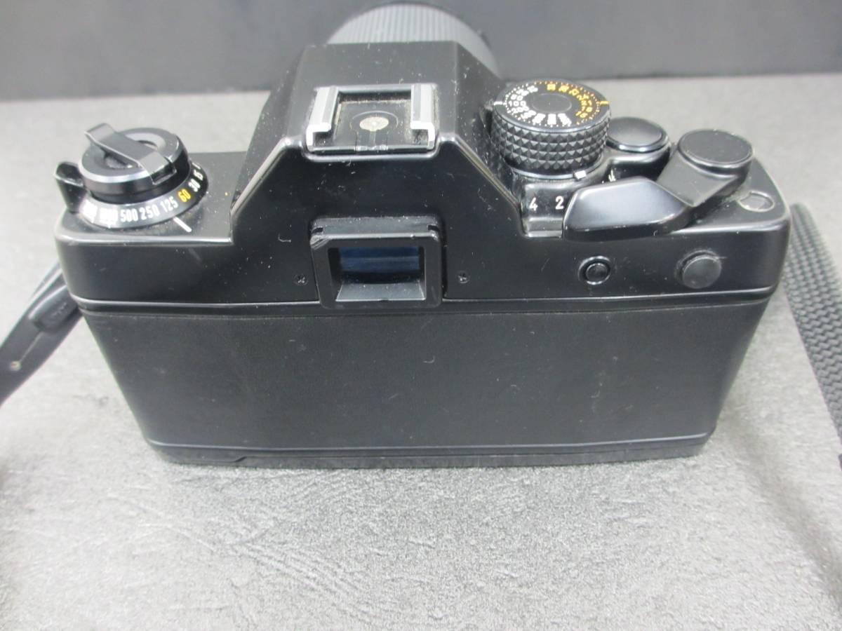 CONTAX/RTS フィルムカメラ/Carl Zeiss Vario-Sonnar 3.5/40-80 レンズ付き/ジャンク/コンタックス/シャッター動作OKジャンク扱い 格安出品_画像8