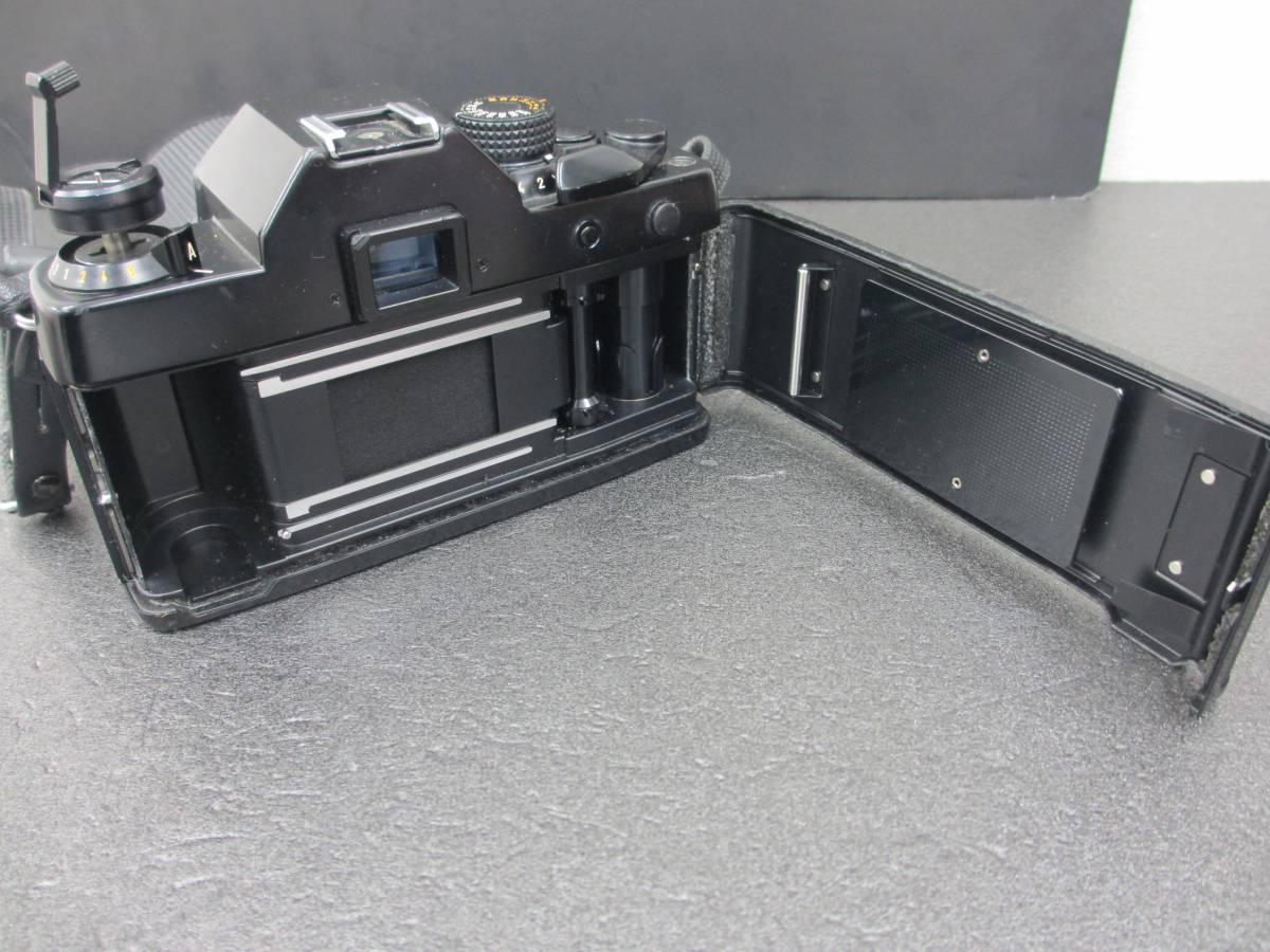 CONTAX/RTS フィルムカメラ/Carl Zeiss Vario-Sonnar 3.5/40-80 レンズ付き/ジャンク/コンタックス/シャッター動作OKジャンク扱い 格安出品_画像9