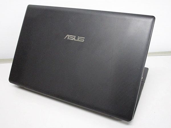 ASUS X55U 15.6インチ AMD E2-1800 1.7GHz 4GB 無線LAN OS起動品よりHDD外 BIOSOK ジャンク管:Y-502_画像3