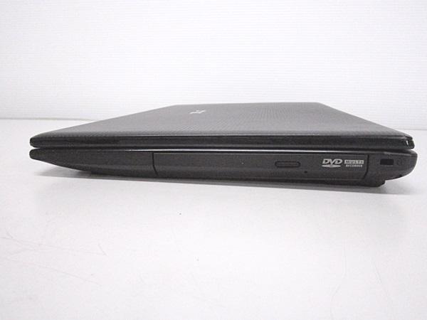 ASUS X55U 15.6インチ AMD E2-1800 1.7GHz 4GB 無線LAN OS起動品よりHDD外 BIOSOK ジャンク管:Y-502_画像5