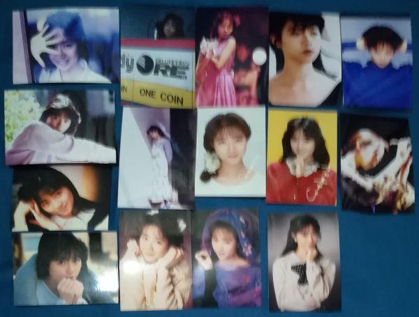 吉田真里子◆生写真など15枚セット