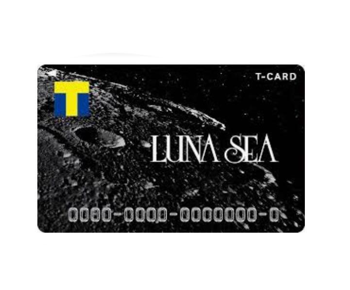 """即決! LUNA SEA ツアー2018 """"The LUV"""" ☆ Tカード 未開封新品 / LUNATIC FEST."""