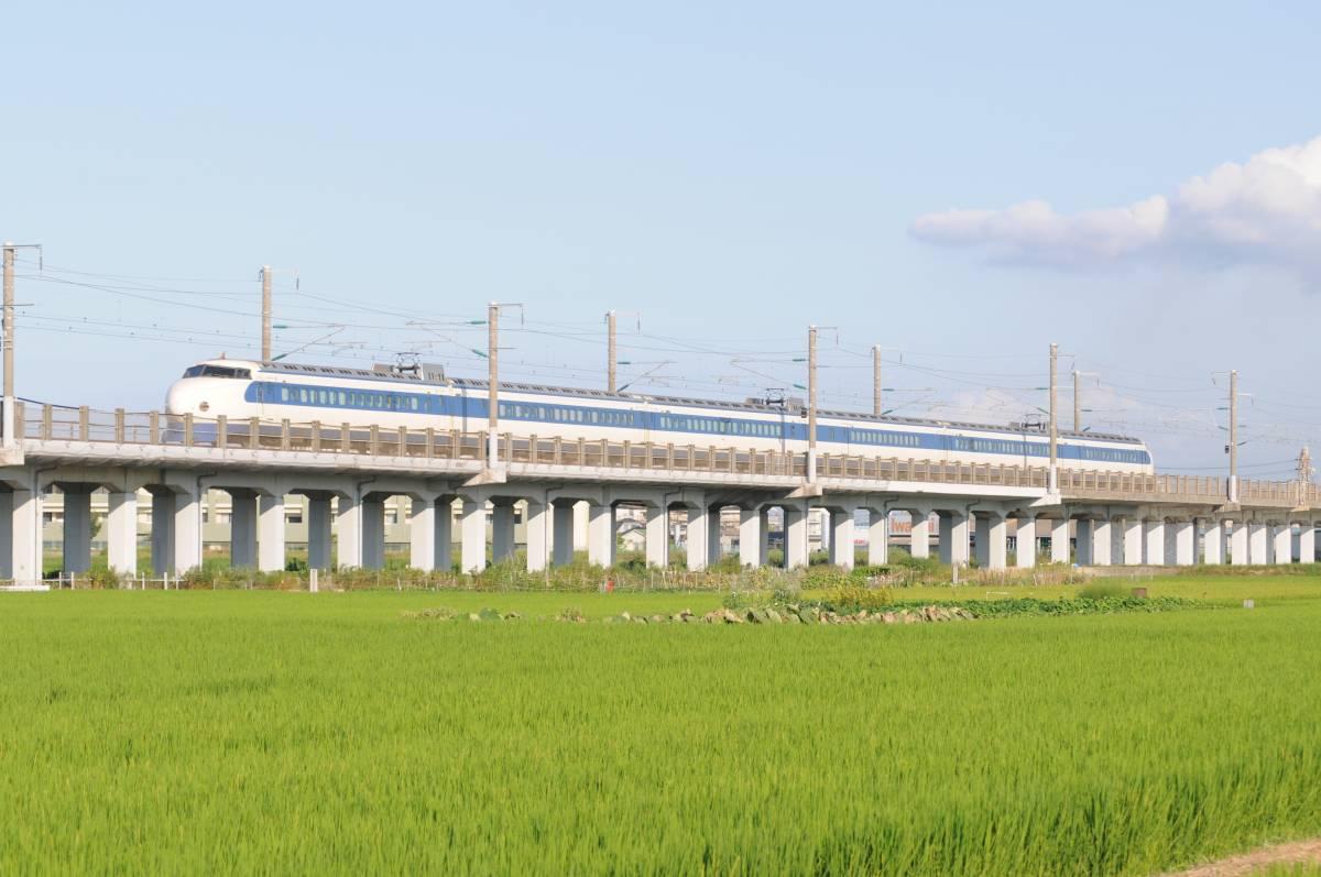 デジタル画像  300-27 0系新幹線①  _画像1