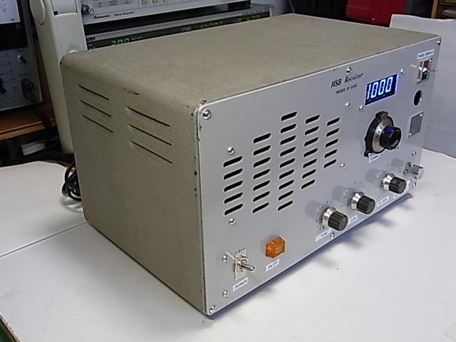 NSB Receiverケース利用 デジタル周波数表示付 自作ラジオ_画像4