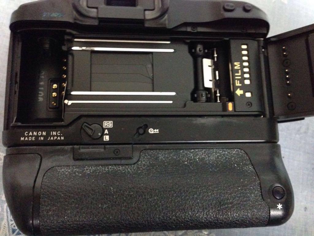 Canon EOS-1 N 本体のみ ジャンク(60s)_画像5