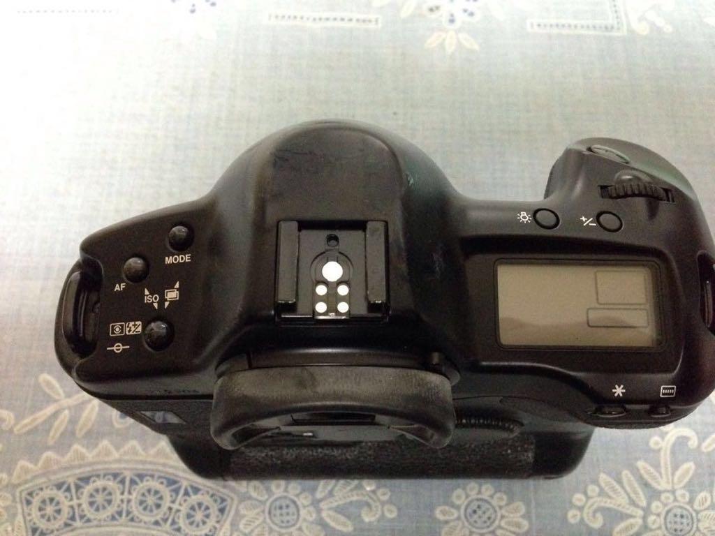 Canon EOS-1 N 本体のみ ジャンク(60s)_画像3