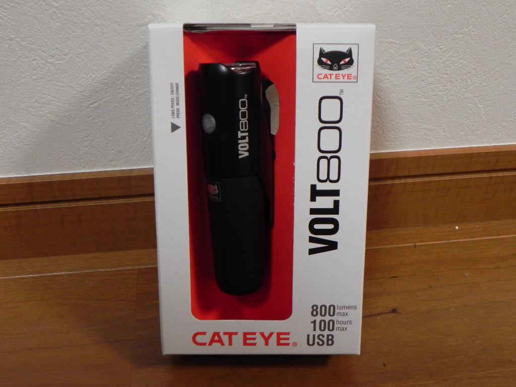 CATEYE HL-EL471RC VOLT800 新品_画像1