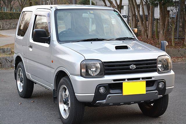 売切♪ ジムニー 4WD XG 14年式 中期モデル 【実走行】 検32.02