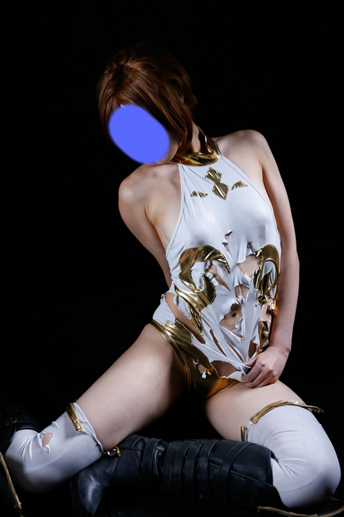グランブルーファンタジー グラブル 黒騎士 コスプレ衣装 フルセット 素人製_画像4