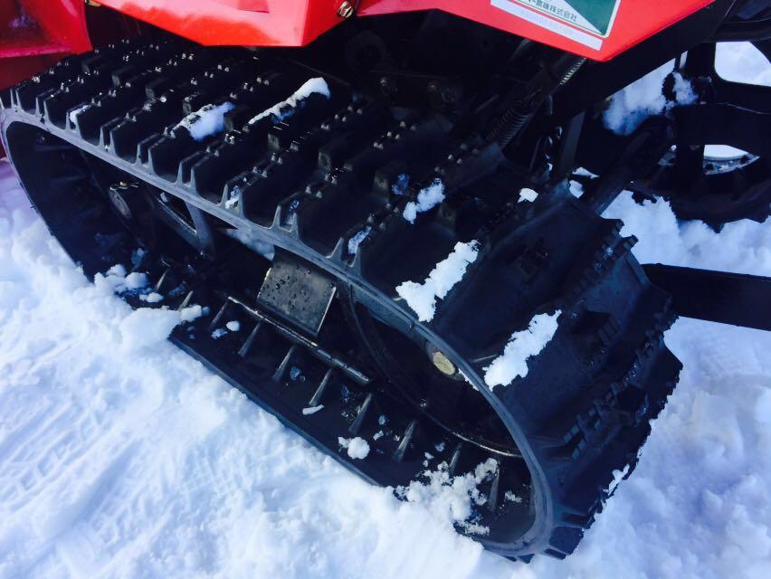 岩手 ヤンマー YSRA100 DX-E ロータリー除雪機 10馬力 クローラー新品 中古 実動 現状 売切 【B3000130108】 BMトレーディング水沢_画像9