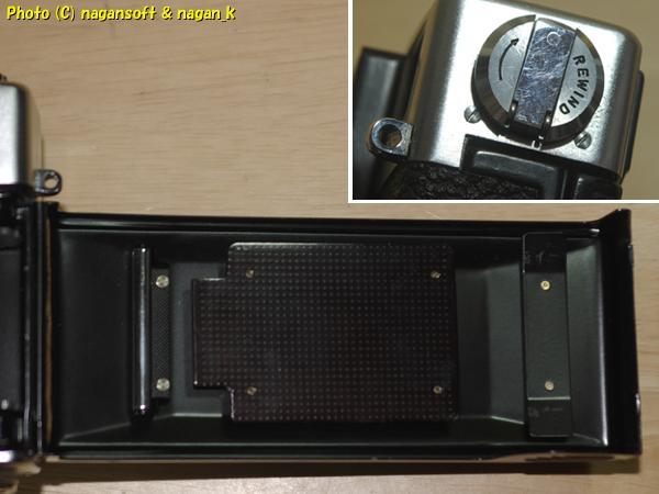 Fujica 35 AUTO-M - ジャンク品、欠損箇所あり、蘇生素材、部品取り素材としてどうぞ_画像6