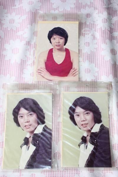 ビューティ・ペア ジャッキー佐藤(女子プロレス)ブロマイド写真 マルベル堂_画像1