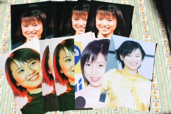 鈴木亜美 大判ブロマイドカード まとめて