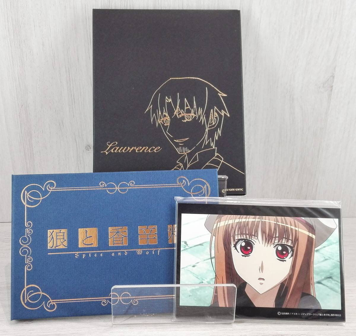 Blu-ray 帯あり 狼と香辛料 Blu-ray Disc BOX 店舗受取可_画像5