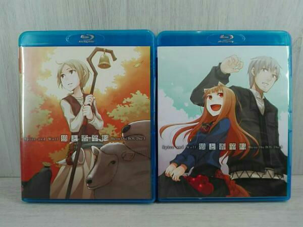 Blu-ray 帯あり 狼と香辛料 Blu-ray Disc BOX 店舗受取可_画像4