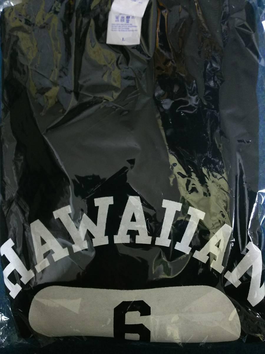 HAWAIIAN6 トレーナーL ハワイアン6