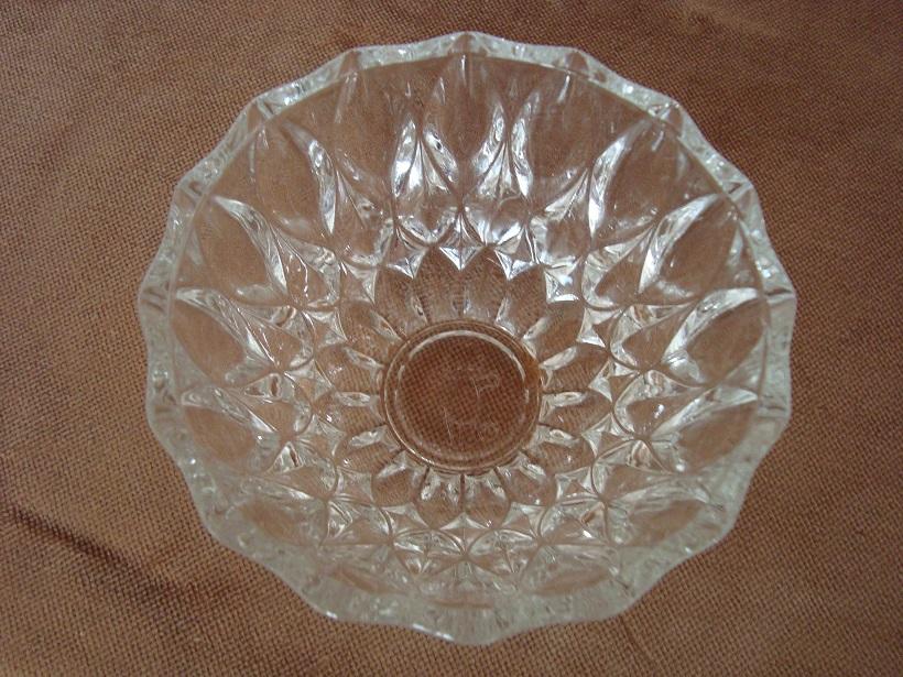 キューピー ノベルティ ガラス器 未使用品2個セット_ノベルティ・非売品