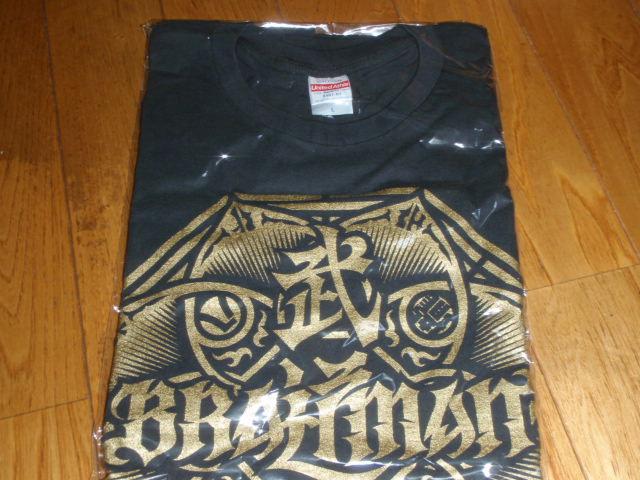 BRAHMAN 八面玲瓏 日本武道館 八面Tシャツ XLサイズ ブラフマン 武道館
