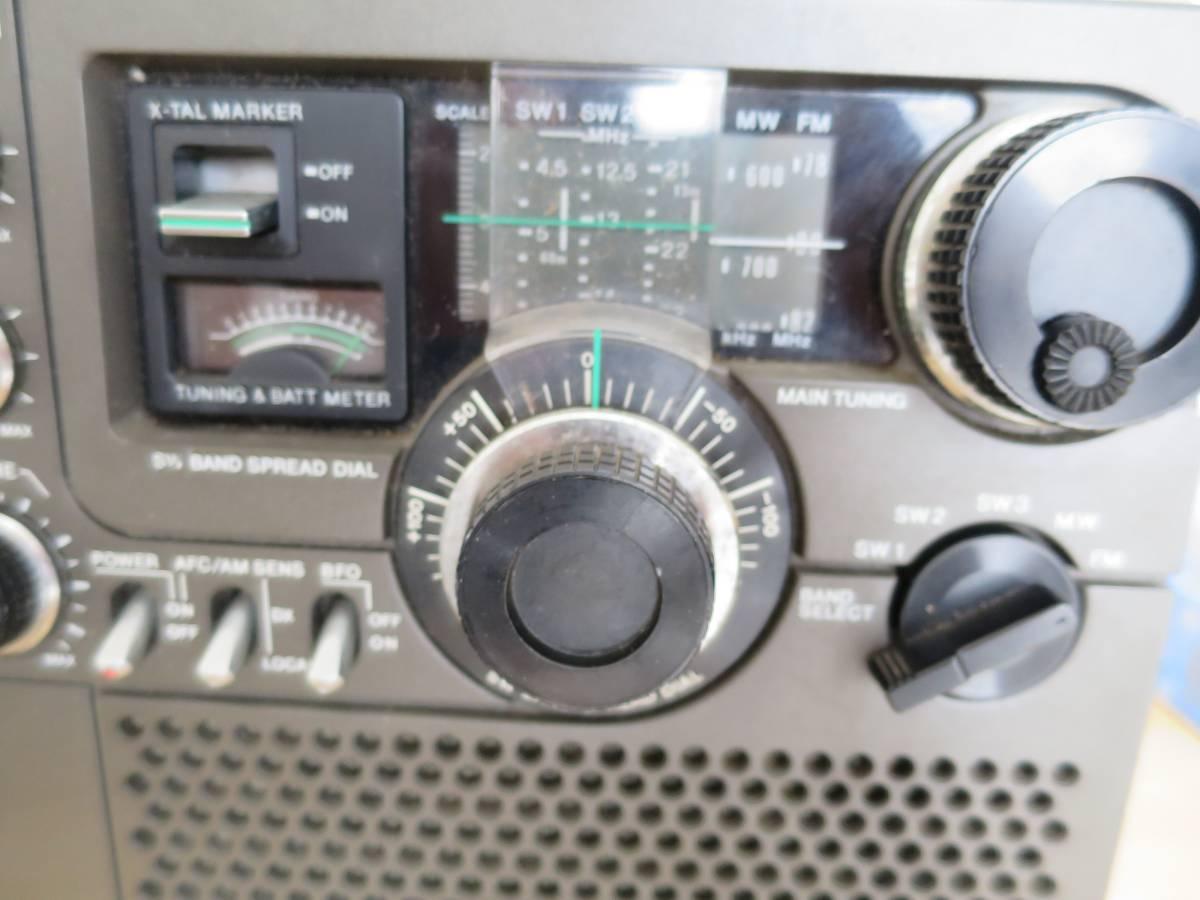 SONY スカイセンサーICF-5900 ジャンク_画像6