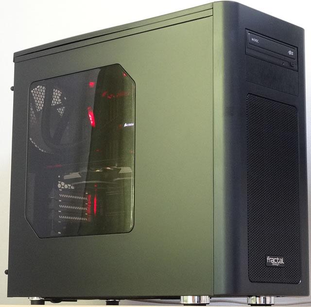 ■驚異の4042cb Core i9-7980XE搭載 18コア水冷OCモデル GTX1060 6G/SSD250G/3GB/16G/Wi-Fi/USB3.1Gen2 4.2GHz常用動作保証モデル