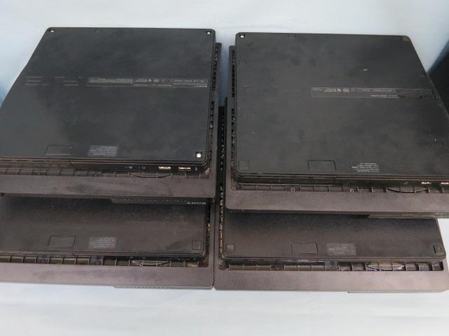 SONY PS3 CECH-2000 8台 3000 2台 計10台ジャンク品_画像3