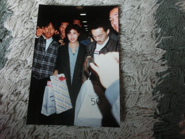 生写真 菊池桃子 1980年代