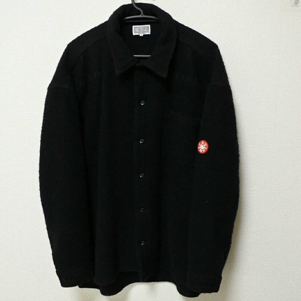 C.E 16aw wool shirt jacket M cavempt supreme