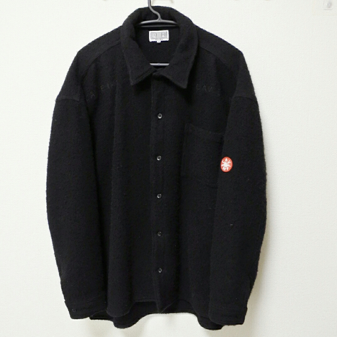 C.E 16aw wool shirt jacket M cavempt supreme_画像5