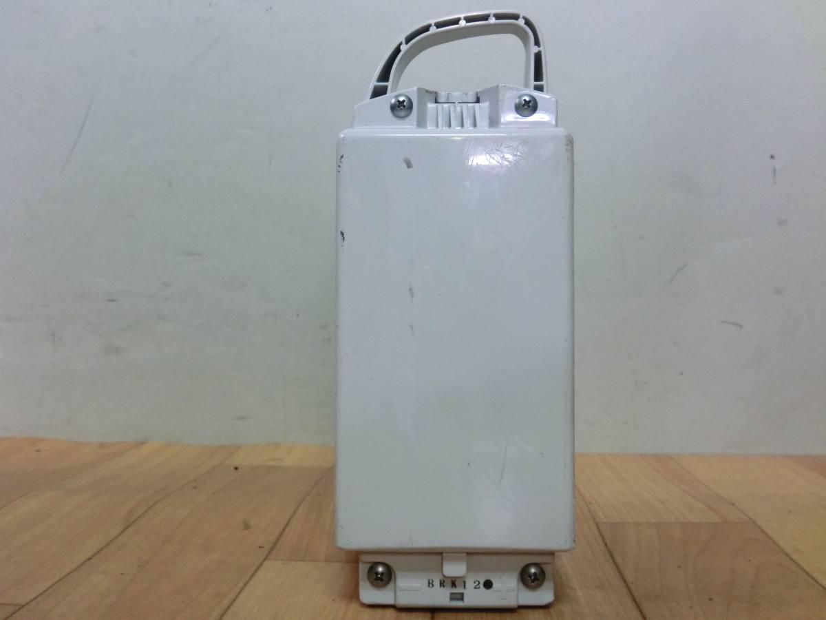◆ X60-12 8.1Ah 1灯4灯 ヤマハ ブリヂストン 電動自転車バッテリー リチウム _画像3