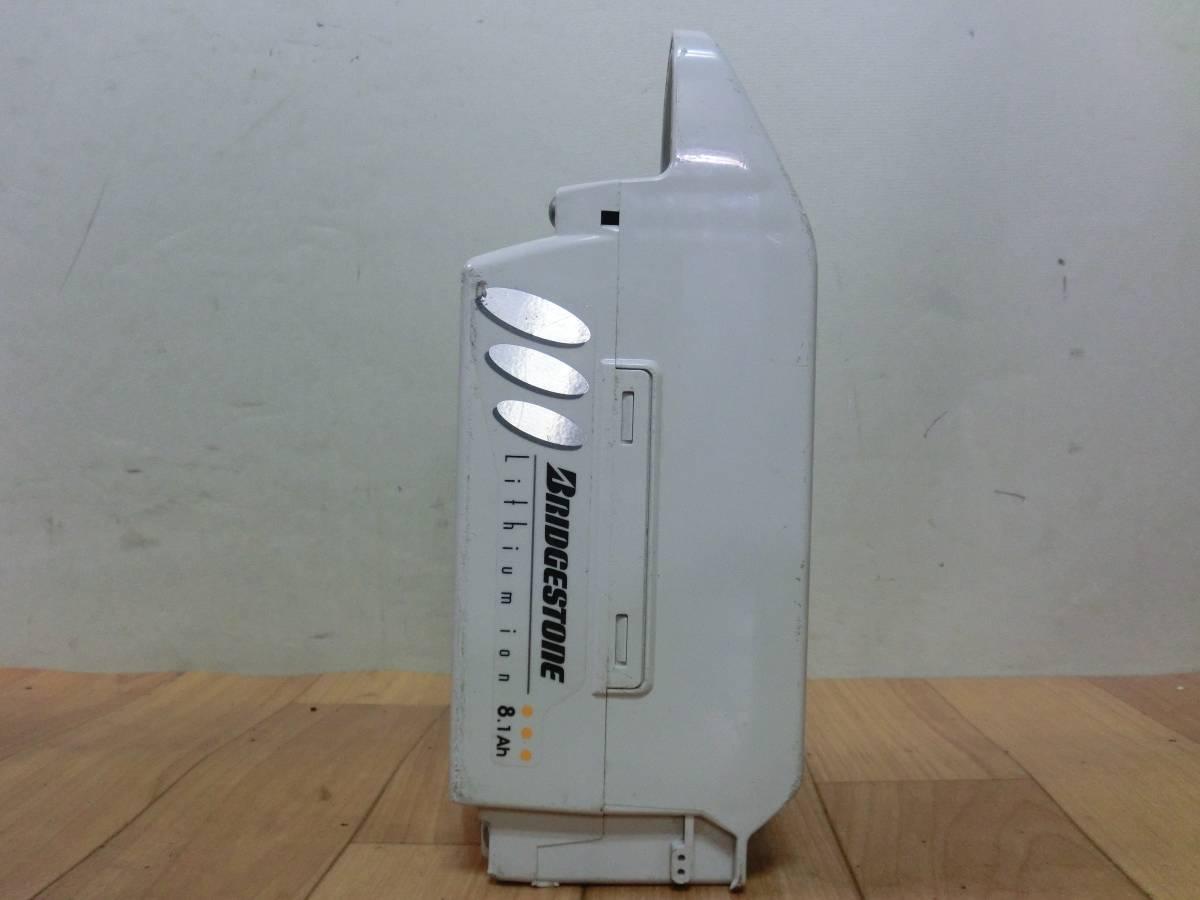◆ X60-12 8.1Ah 1灯4灯 ヤマハ ブリヂストン 電動自転車バッテリー リチウム _画像4