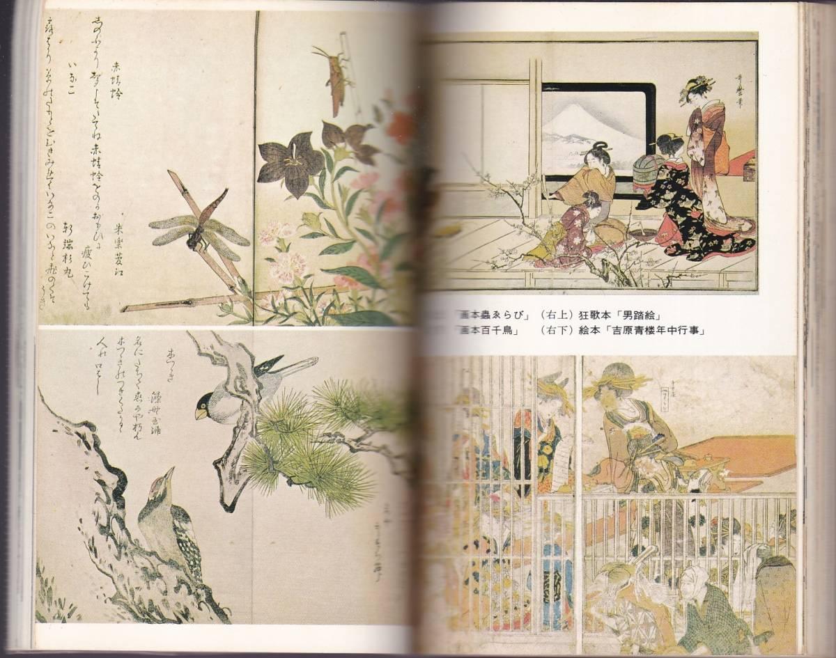 菊地貞夫 『歌麿』 カラーブックス 保育社 初版_画像2