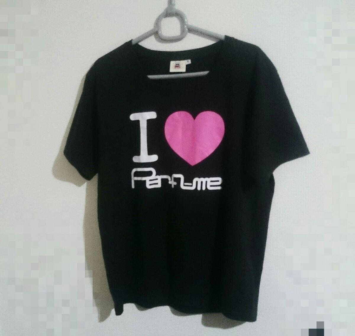 ☆ Perfume 即決も! Tシャツ I LOVE Perfume アニバーサリー PTA 多数出品!