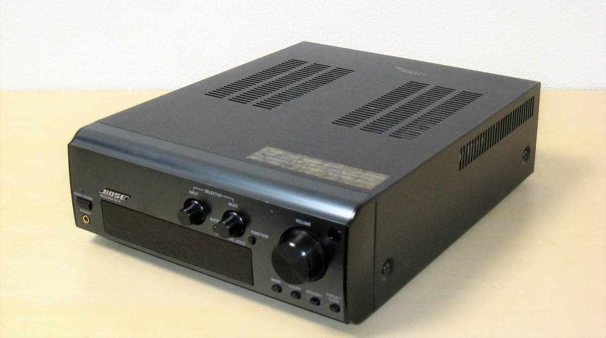 Bose RA-8 compact amplifier AM/FM tuner junk : Real Yahoo