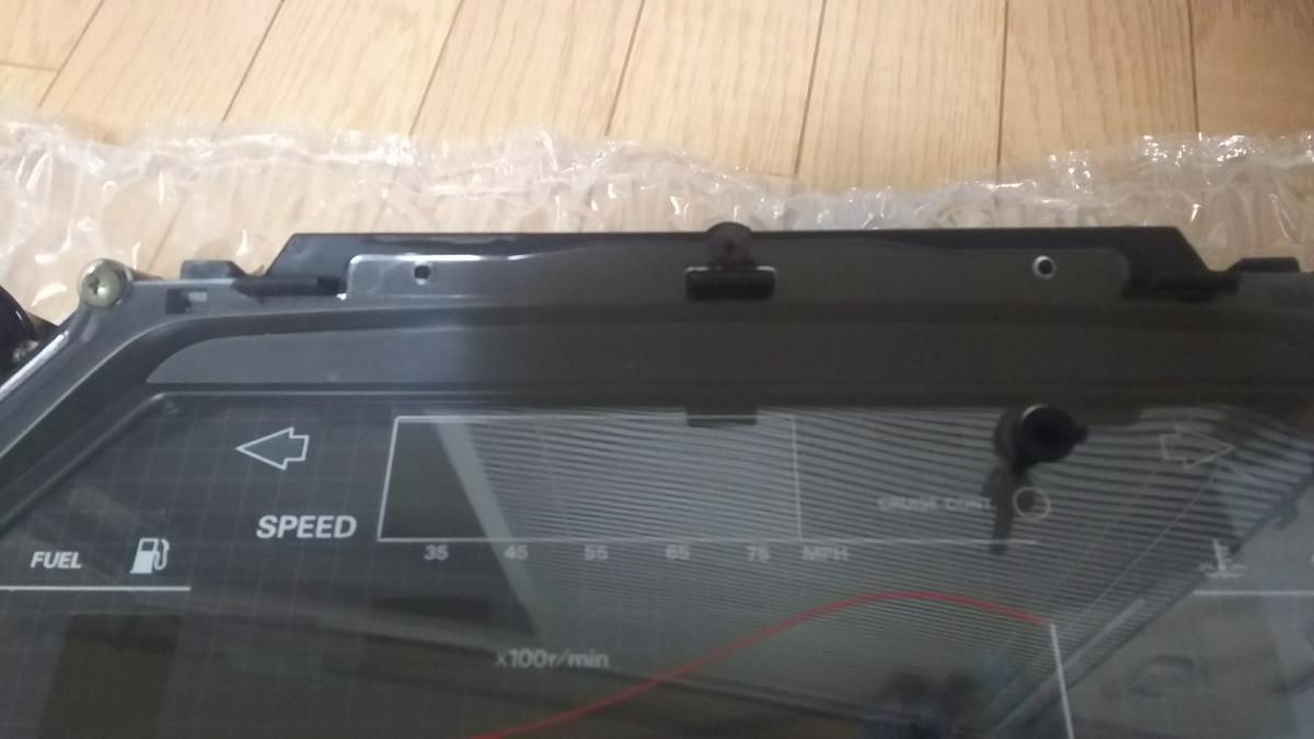 Z31フェアレディZ 北米仕様用デジタルメーター リビルト品 DATSUN 300ZX オーバーホール済 50thアニバーサリー 86モデル _画像2