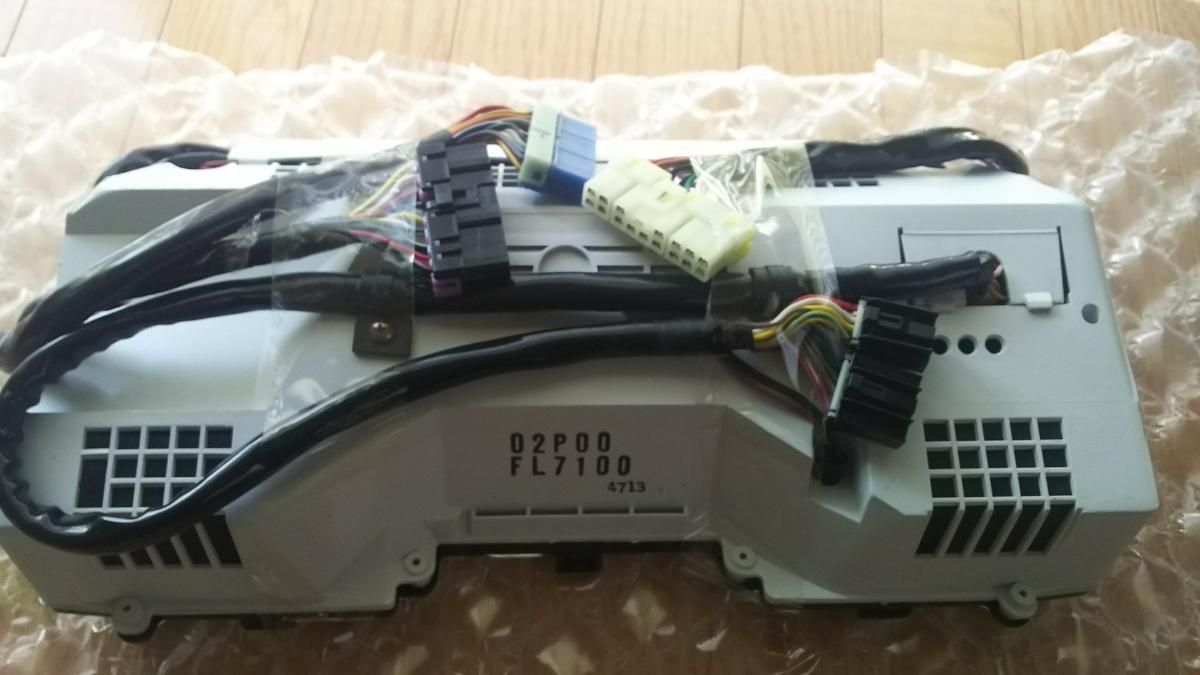 Z31フェアレディZ 北米仕様用デジタルメーター リビルト品 DATSUN 300ZX オーバーホール済 50thアニバーサリー 86モデル _画像5