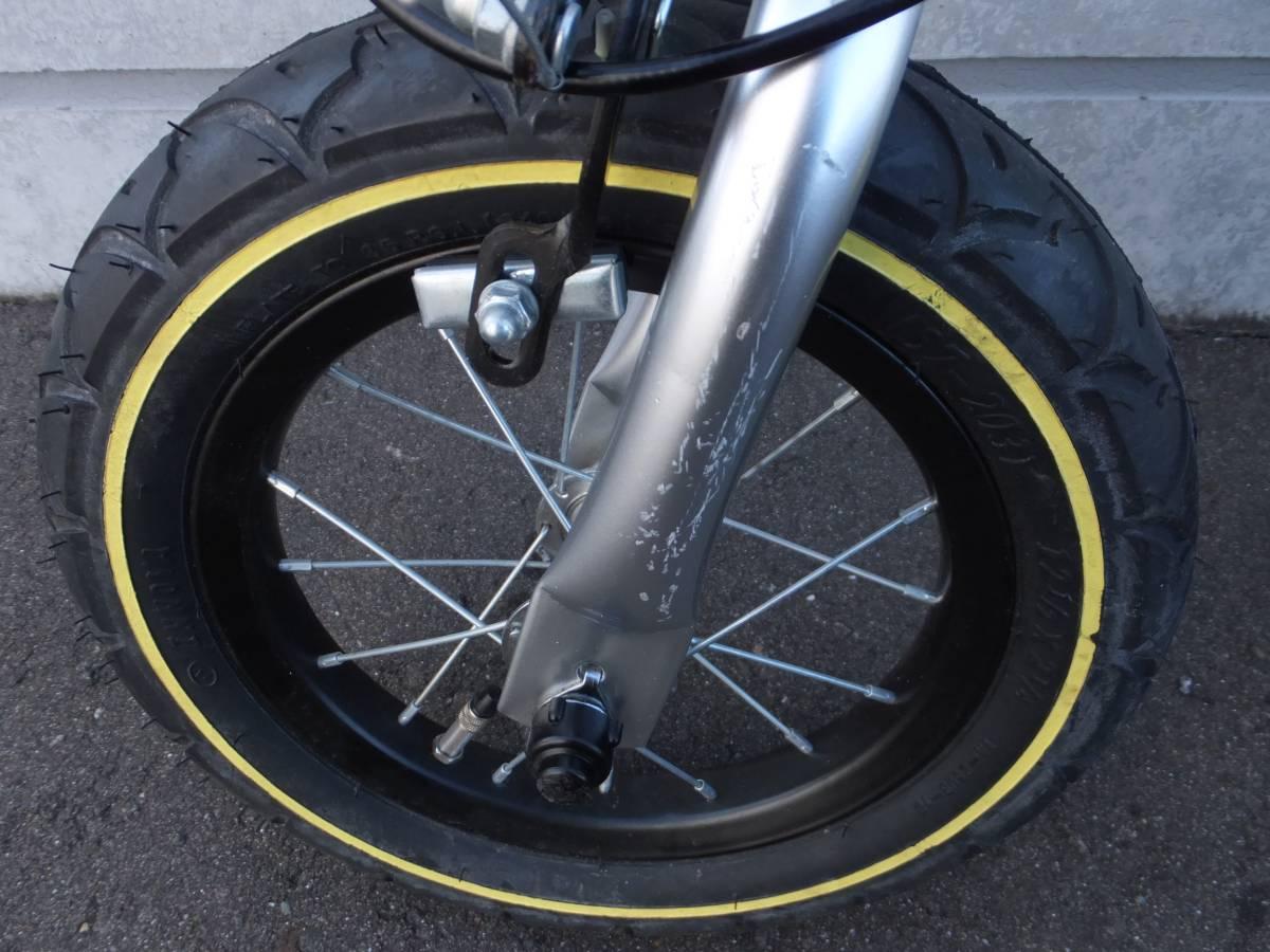 へんしんバイク HenshinBike イエロー 子供用 自転車 バランスバイク キックバイク 12インチ ペダル付き 自転車デビュー (M0227)_画像5