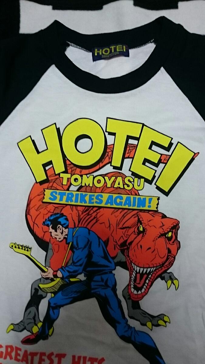 布袋寅泰1999ツアーのイラストTシャツ_画像3