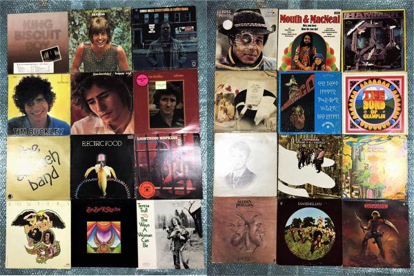 全てオリジナル 70年代 ロック48枚セット 名盤 レコード まとめて LP いろいろ swanp Blues Funk Led Zeppelin Free Soul レアグルーブ 2_画像2
