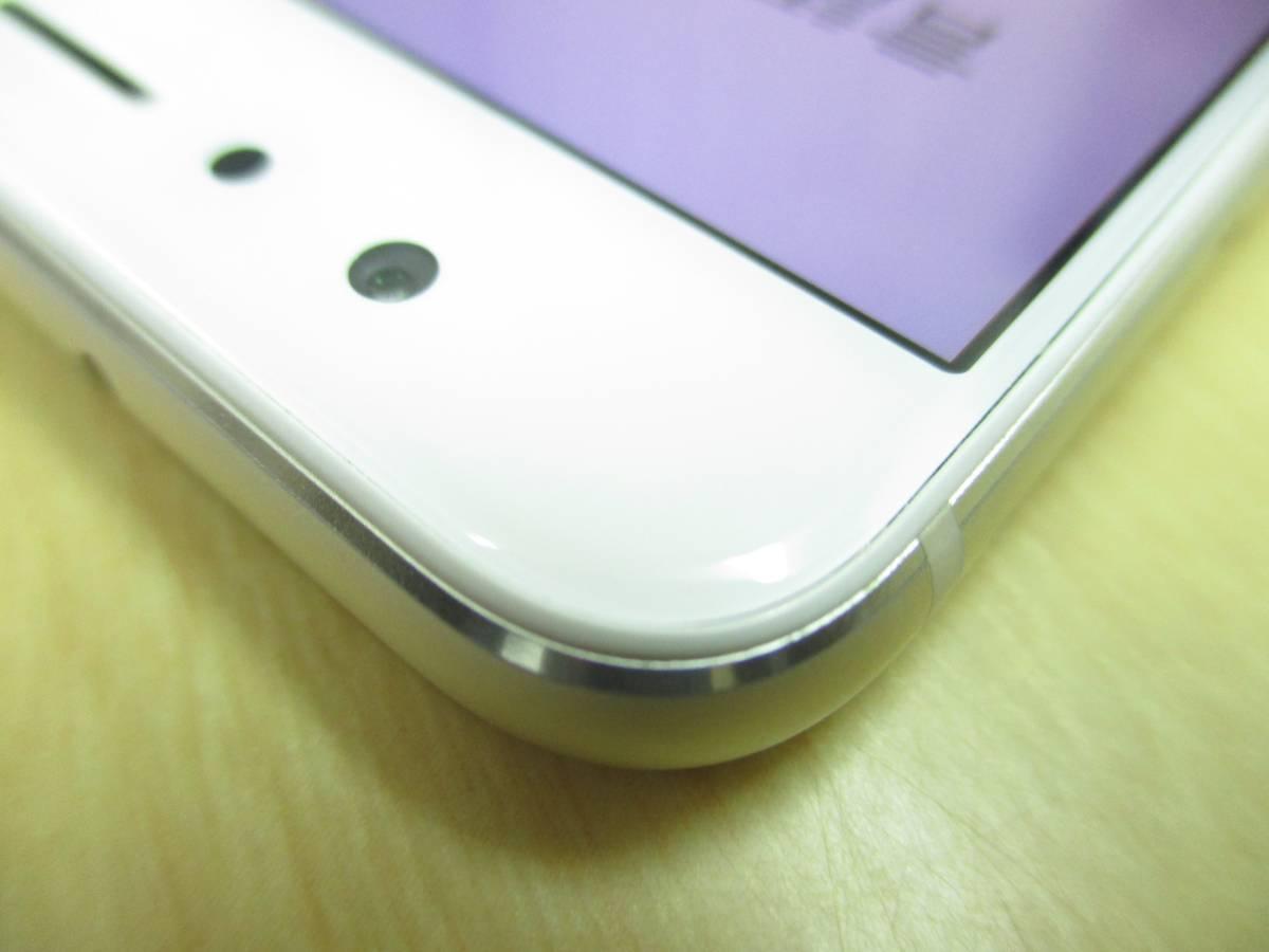 ◆◇1スタ 国内版SIMフリー Huawei HUAWEI honor8 ホワイト 中古美品◇◆_画像4