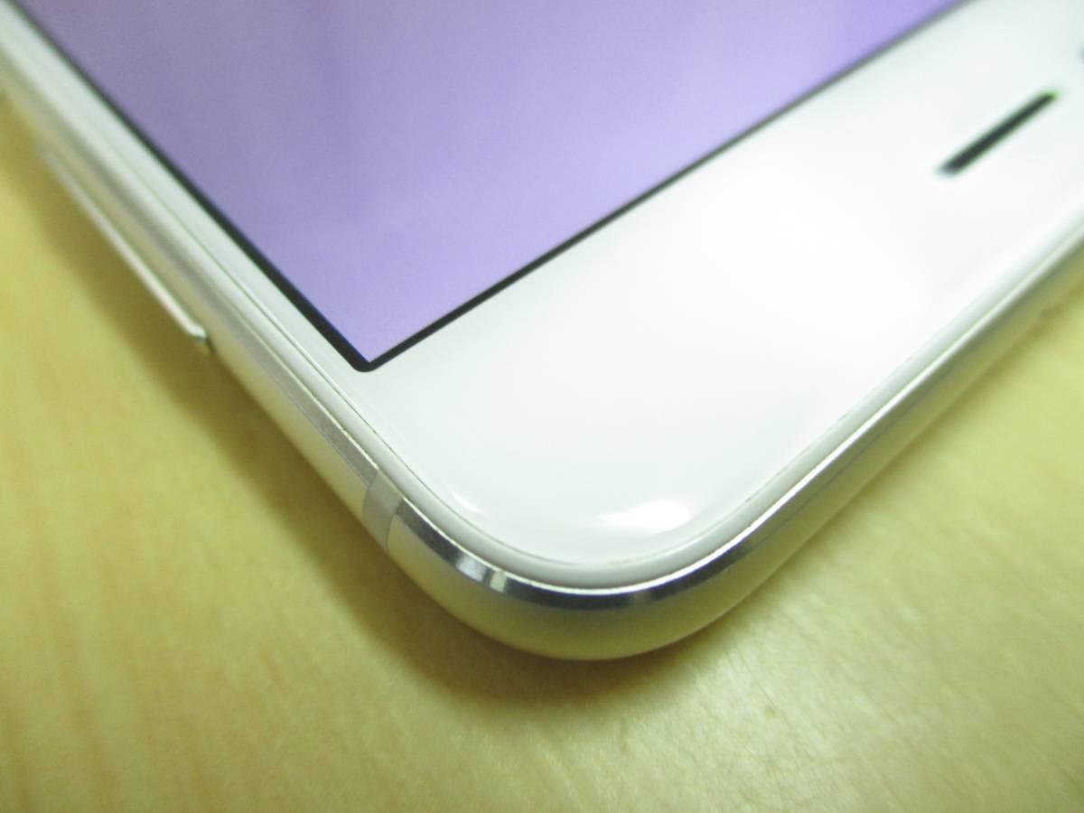 ◆◇1スタ 国内版SIMフリー Huawei HUAWEI honor8 ホワイト 中古美品◇◆_画像3