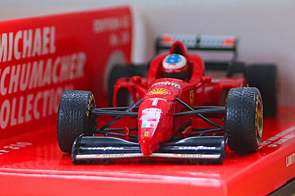 Pma Minichamps 143 Ferrari F310 No1 M Schumacher 1996 Spain Gp