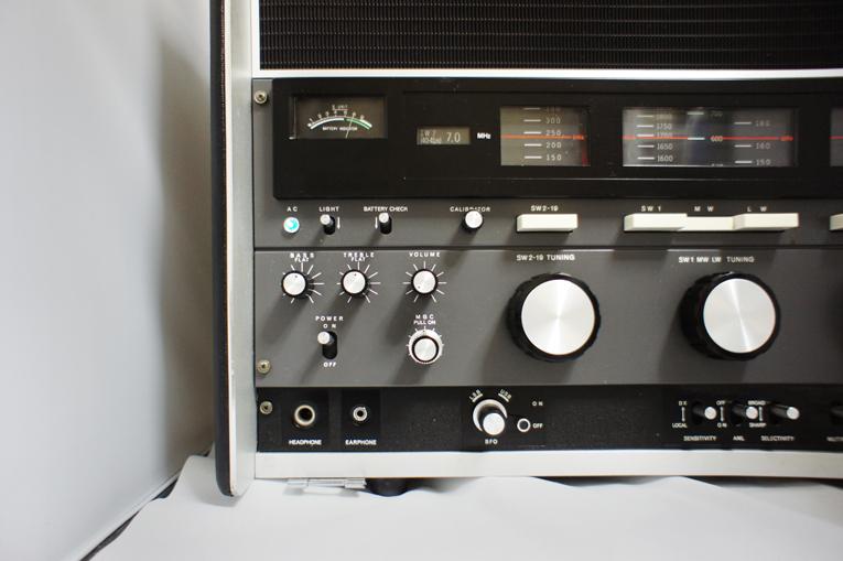 【調節済み】SONY ワールドゾーン23 CRF-230 【ラジオの最高峰】_画像3