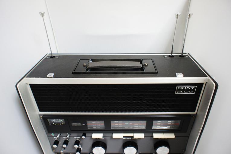 【調節済み】SONY ワールドゾーン23 CRF-230 【ラジオの最高峰】_画像7