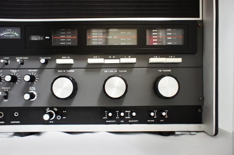【調節済み】SONY ワールドゾーン23 CRF-230 【ラジオの最高峰】_画像4
