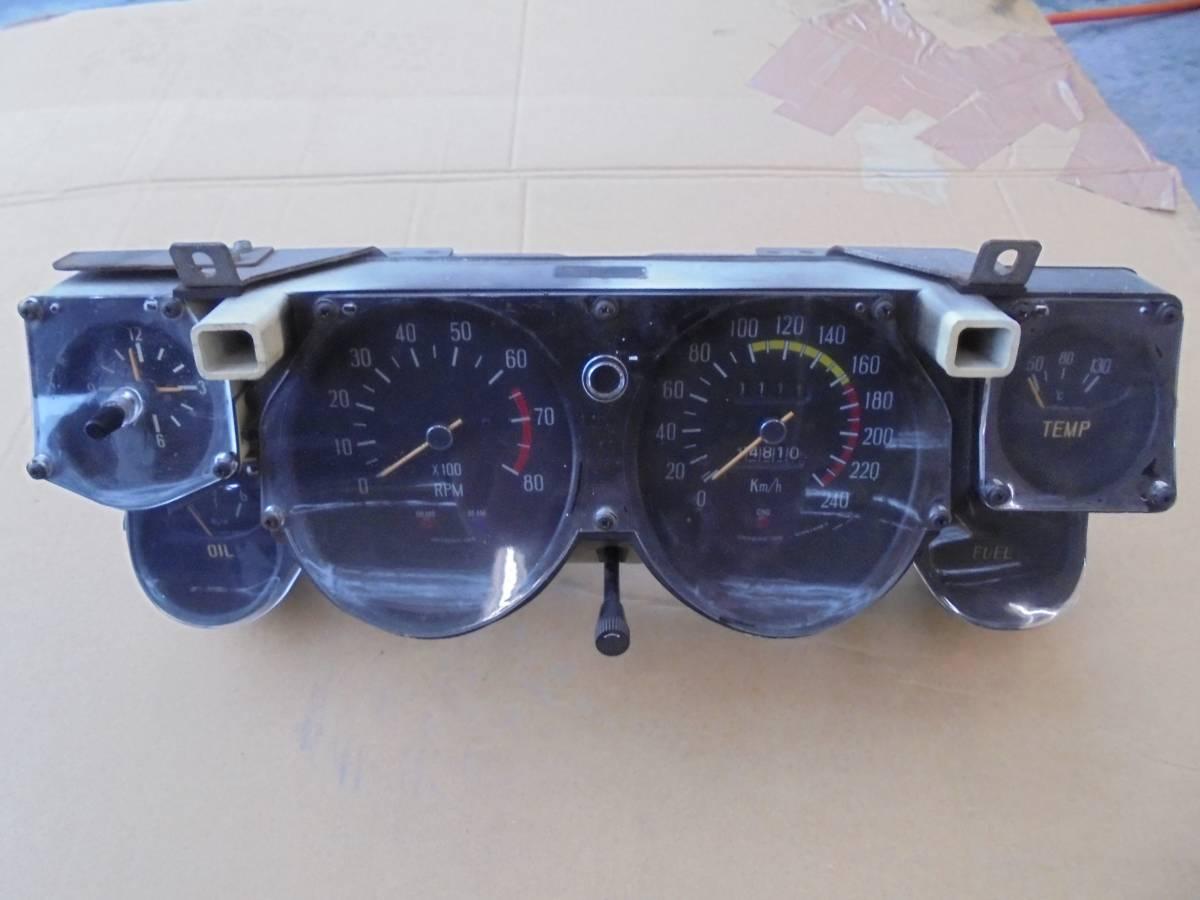 ハコスカ2000GT GTX KGC10 GC10メーター中古